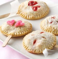 mini pop pies