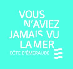 CDC COTE D'ÉMERAUDE : portrait identitaire et création de la signature pour la promotion touristique de la communauté de communes. Réalisée à l'issue d'un processus participatif (tables rondes, portrait, synthèse).