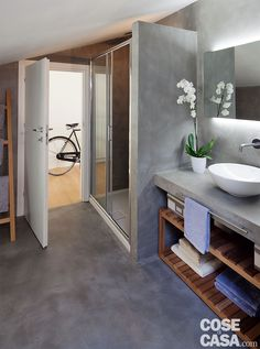 You are planing to design your house on this style? Sounds like a remarkable idea. Let's take a look at the satisfactory rustic bathroom ideas this year! Rustic Bathroom Accessories, Rustic Bathroom Vanities, Rustic Bathrooms, Bathroom Layout, Bathroom Interior Design, Modern Bathroom, Small Bathroom, Bathroom Sinks, Bathroom Ideas