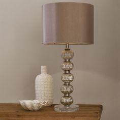 Adriana Table Lamp - £95 | brandinteriors.co.uk