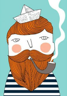 A Seaworthy Gentleman | Little Gatherer