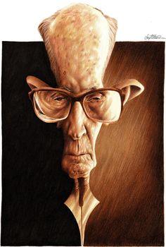 caricaturas tiago hoisel - Pesquisa Google carlos drumond de andrade