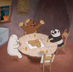 — we bare bears. Foto Cartoon, Bear Cartoon, Cartoon Icons, Ice Bear We Bare Bears, 3 Bears, Cute Bears, Cute Disney Wallpaper, Wallpaper Iphone Cute, Cute Cartoon Wallpapers