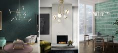 THESE WHITE CHANDELIERS WILL TURN YOUR WINTER UPSIDE DOWN  #modernlighting #contemporarylighting  #modernhomedecor #interiordesignideas #interiordesignproject #homedesignideas #midcenturystyle #moderndesign #luxurydecor #uniquelamps #contemporarydesing