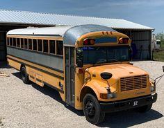 Bus Conversion, Vehicles, Image, Car, Vehicle, Tools