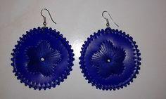 Jewelery, Crochet Earrings, Drop Earrings, Pets, Bottle, Handmade, Jewelry, Flask, Jewlery