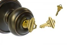 Bekins' National Moving Month Tip #4:   Don't forget to change the locks on your new house.  Taking this extra security measure can make everyone sleep a little easier at night.