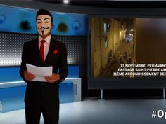 """Hacker group: We'll wipe ISIS off the Internet -  Twitter accounts affiliated with the Internet vigilantes known as Anonymous vow to besiege the Islamic militants with """"massive cyber attacks."""""""