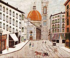 Florence - Louis Vivin