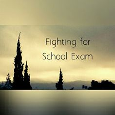 School Exam (US) WML