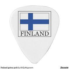 Finnland-Plektrum Pick