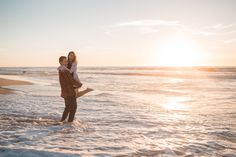 Alicia and Andy's sweetly simple engagement session on Windansea Beach in San Diego, California. Photos by: Studio Sequoia Beach Engagement Photos, Engagement Session, San Diego Beach, La Jolla, California, Studio, Couple Photos, Couples, Simple
