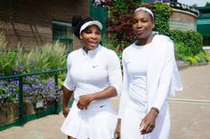 """6/28/15 YaY! <3 .. Via SI_Tennis: Serena and Venus Williams are entered in doubles. Seeded 12th. #Wimbledon"""""""