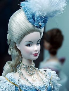 A Barbie you might actually like!  Reminiscent of Prince Poppycock!