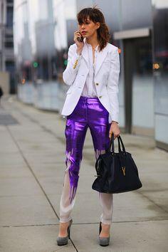 Street Style | New York.