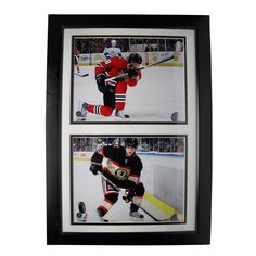 Encore Select Chicago Blackhawks Patrick Kane Stats Frame