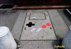 25 Creative Street Art Examples by OaKoAk