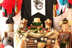 Today we are sharing this amazing party styled by Shelley Davis of Paper Face-Children's Party Boutiquefilled with lots of fun details.  Here's what Shelley shared about planning this party; I'm afraid to admit my child (Ryder) picked his 5thbirthday party theme the very day after his 4thBirthday. This was not because he didn't love…
