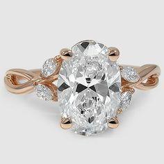 The Willow Diamond Ring