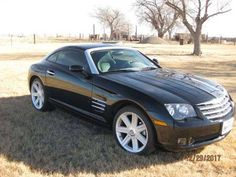 2004 Chrysler Crossfire - Causey, NM