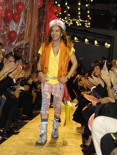 2008 - Défilé John Galliano printemps-été / Prêt-à-porter
