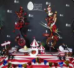 ASIAN PASTRY CUP 2014 : Official Buffet - Malaysia