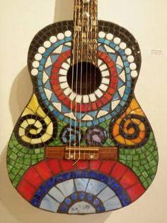 guitar mosaics - Buscar con Google
