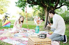 Dallas Wedding Planner | Curator of Custom Events — Grit + Gold Event Design | Dallas | Fort Worth | Austin | Destination wedding planner, wedding stylist, vintage family picnic, patchwork quilt, pin wheels, mason jars,