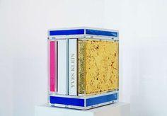 Yves Klein - Catalogue Raisonné des Editions et Sculptures Yves Klein Blue, Catalogue Raisonne, Golden Leaves, Sculptures, Colour, Art, Figurative, Casket, Color