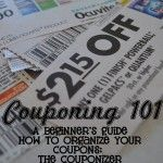 Couponing 101: How to Organize Your Coupons - The Couponizer