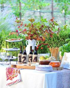 Great post on how to Throw a Wine Tasting Party!