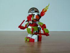 Totobricks: ROKIT BURNARD MIX ou MURP ? LEGO MIXELS Serie 4 Lego 41527 Lego 41532 http://www.totobricks.com/2015/02/rokit-burnard-mix-ou-murp-lego-mixels.html