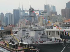 memorial day ships new york