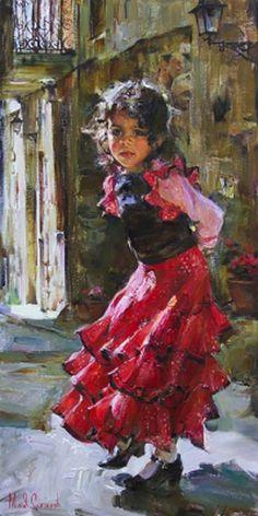 Tiny Dancer 30X15