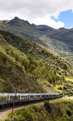 Inside the Belmond Andean Explorer, Peru's New Luxury Sleeper Train Bolivia, Places To Travel, Places To See, Travel Destinations, Peru, Train Travel, Travel Plane, Trains, Brazil