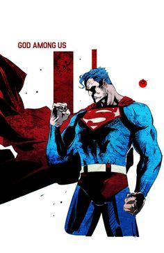 Superman: God among us