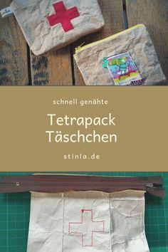 Tetrapack Täschchen Anleitung - stinla