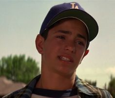 Mike Vitar , too cute from the sandlot ;o <333