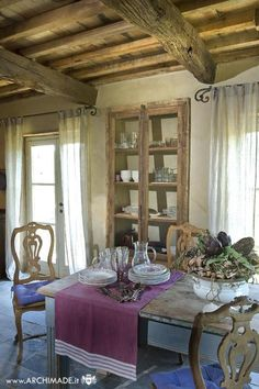Casa rustica con encanto Country House with charm! French Interior, French Decor, French Country Decorating, Home Interior, Interior Architecture, Interior Design, Interior Livingroom, French Country Colors, French Country Cottage