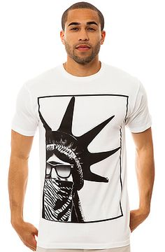 The Gimme the Loot Tee in White by IMKING