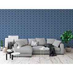 Casca Metallic Shimmer Geometric Smooth Effect Modern Wallpaper 147507 Feature Wallpaper, Modern Wallpaper, Geometric Wallpaper, Home Wallpaper, Colorful Wallpaper, Outdoor Sofa, Outdoor Decor, Inspirational Wallpapers, Metallic Colors