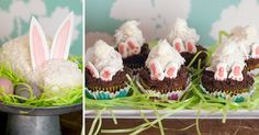How to make a Bunny Cake! It's not as hard as it looks and is super fun for Easter, birthday parties or for someone who loves bunnies!