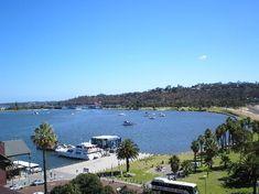 The beautiful Swan River, Perth, WA
