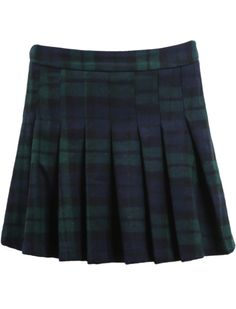 Shop Blue Plaid Pleated Woolen Skirt online. Sheinside offers Blue Plaid Pleated Woolen Skirt & more to fit your fashionable needs. Free Shipping Worldwide!