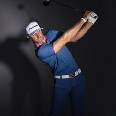 The Tour secret to power: amp up your downswing.