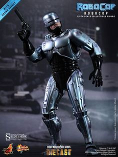 RoboCop: MMS Diecast Sixth Scale Figure