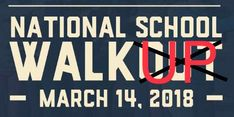 I woke up the morning after the school walkout and wondered, How did the word about this walkout at a specific time and date spread to children in schools across the nation? Yes, they're on social …