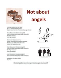 not about angels