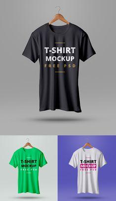 High Quality T Shirt Mockup PSD Freepsdfiles Freepsdmockups Mockuptemplates Tshirt