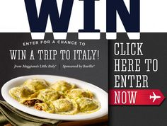Win a Trip To Italy! This is your chance with ladiesfreebies.com! Please like, repin and share! Thanks! #win #italy #sweesptakes #giveaway Italian Chef, Win A Trip, Little Italy, Wedding Catering, Rehearsal Dinners, Italy Travel, Food Pictures, Sweet 16, Cooking Tips